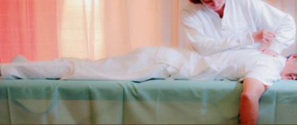 Conoscere il lettino per praticare lo Shiatsu