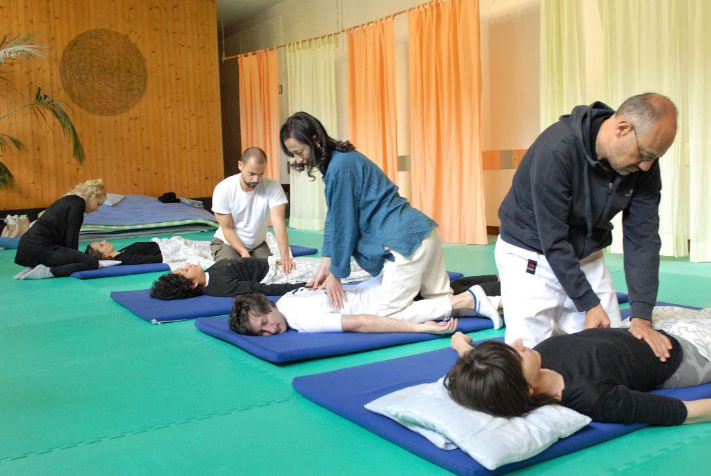 Corso base di Shiatsu di 36 ore
