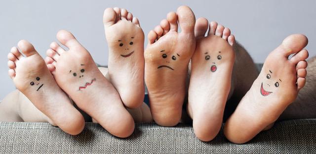 Pillole di Shiatsu: conoscere il piede